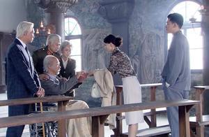日本姑娘不远万里寻生父,没想到眼前的抗战老兵是父亲,不敢相信