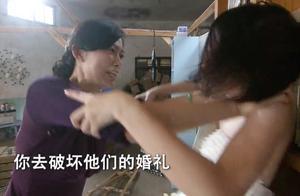 友善为爱癫狂,杨柳为了女儿幸福前去阻拦,不料竟被推倒受重伤