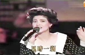 甄妮一曲《秋哥》当年的嗓音,如今无人能超越