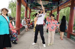 北京网红一首《等你娶我》唱出了女人情男人味,听完心都醉了