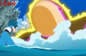 神奇宝贝:征服盖欧卡,阻击宝可梦猎人,水莲与小智的无缝合作!