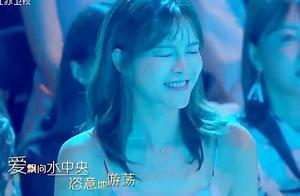金曲捞:郁可唯的声音太好听,李艾一脸享受,被天使吻过的嗓音