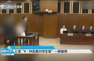 """稚子无辜,正义终于到来!上海""""6·28杀害小学生案""""一审宣判"""