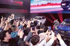 新瑞虎8全国上市售8.88万起,影星杨烁助阵,奇瑞这次玩得嗨