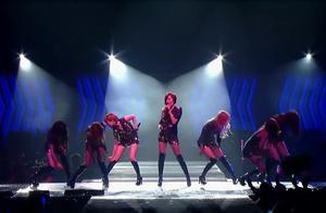 少女时代 - 《Run Devil Run》韩流演唱会洛杉矶舞台现场版120719