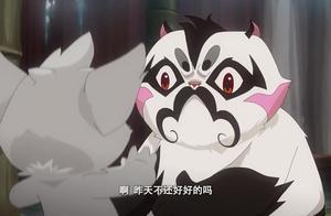 京剧猫:下雨天,白糖想告诉婆婆他房间漏雨,班主不在?
