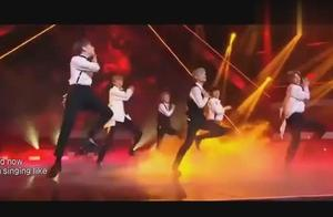 produce101:justin未红之前的舞蹈,不说歌声,动作简直太撩了!