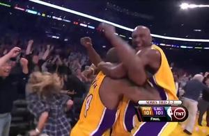 科比绝杀太阳领衔!近十年NBA季后赛大心脏绝杀合集