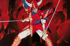 魔神坛斗士:烈火剑借富士山岩浆之力浴火重生,火焰神辽再得神兵