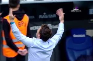 武磊当选西甲官方第38轮最佳球员_助球队锁定欧战一球点燃全场
