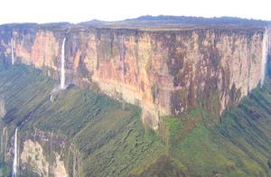 史前漂流的遗失世界,委内瑞拉罗赖马山,迷失的天空浮岛