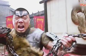 隋唐演义:宇文成都大战衣密勇士罗刹紧张刺激的打斗场面真是精彩