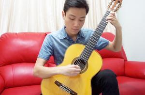 古典吉他演奏米津玄师《打上花火》