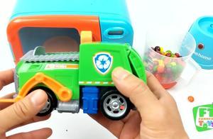 益智玩具学颜色,奇趣蛋搅拌机微波炉彩色网格软球儿童汽车玩具
