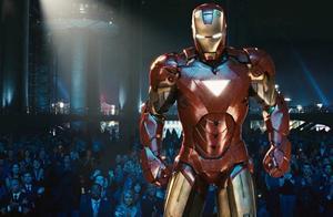 钢铁侠2:汉墨展览钢铁战士,不料钢铁侠空降,纯属来砸场的!