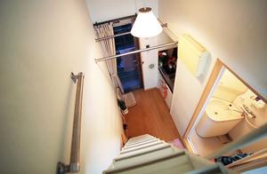 日本东京超迷你公寓火了,10平方米,里面什么都有