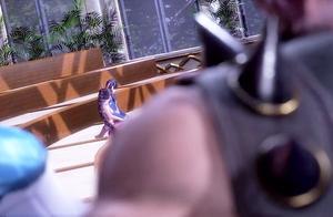 斗罗大陆:泰隆挑衅唐三的时候,谁注意到看台上的她?颜值超小舞