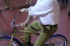 地球上最难骑的自行车,走30米奖200元,至今无人挑战成功