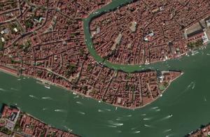 五分钟体验从威尼斯到宇宙边缘