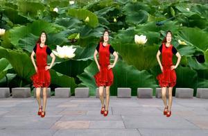 情歌广场舞《家乡的姑娘真漂亮》你那迷人的脸庞,我一生不能忘!
