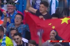 多角度回看武磊西甲第三球,冷静射门主帅鲁比挥拳激情庆祝!