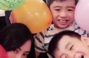 张柏芝生日获儿子赠手绘贺卡:你是最好的妈妈