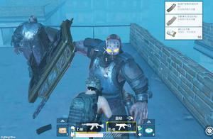 狙击手麦克:国际服大战丧尸!意外遭遇拿盾牌的怪物,这还怎么打