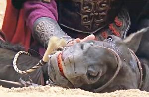 神话:战马身重巨弩依然没有倒下