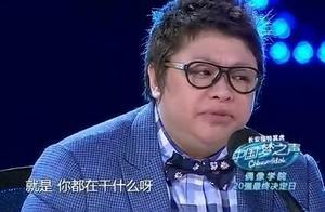 韩红疑问:你怎么现在才出来唱歌,你都在干什么呀!真是相见恨晚