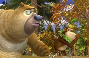 熊出没:轮滑友谊赛只有一个名额,吉吉和熊二争夺,谁是最后赢家