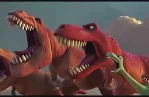 动漫:恐龙大作战,在阿洛的帮助下,能成功争夺回犀牛群