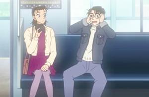 名侦探柯南:原来太阁名人是这样认识宫本由美的,真是没想到啊