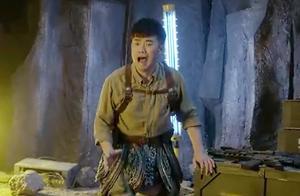 爱情公寓:陈赫表情亮了,武打戏竟然演成了喜剧,太搞笑!