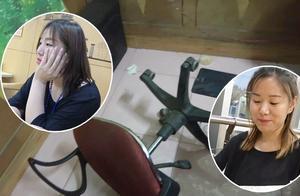 发生了啥大事?农村姐俩视频的幕后,老二翻桌砸椅,日子还没过?