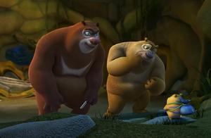 熊出没:肥肥来找熊大熊二,带来了一封信,原来肥肥家园被毁