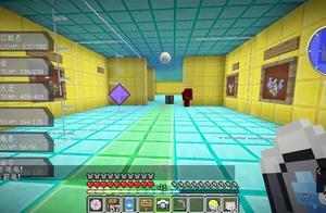 我的世界神奇宝贝双人联机126:大工程开启搭建小精灵展览馆