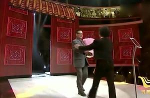 47年前的恋人现场初吻,半辈子终于圆满了,倪萍都被感动了