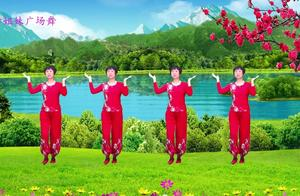 经典老歌广场舞《甜甜小妹》杨钰莹演唱,好听好看,简单好学