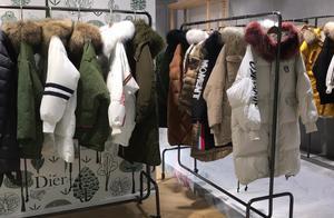 冬天卖什么衣服