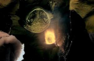 星虎和平平安跳入深坑,谁料竟有一只巨大癞蛤蟆,星虎攻击却无效