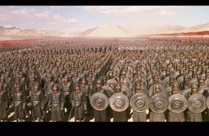 亚历山大率罗马大军东征遇到大秦帝国,马其顿方阵只能沦为炮灰!