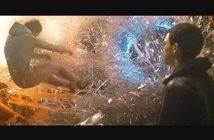 好莱坞最新巨制!全系图像还原超梦不受控制,摧毁实验室整个过程