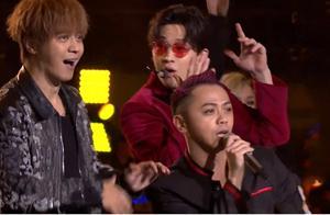 罗志祥刘宪华尬舞唱《撑腰》,惊艳舞姿引观众尖叫不停