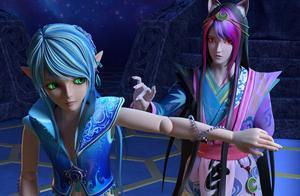 精灵梦叶罗丽:司仪颜爵竟然惧怕水王子,水王子才是实力最强!
