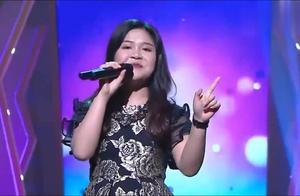 朗嘎拉姆翻唱《甜蜜蜜》像极了邓丽君,甜美的嗓音让人难以忘怀!