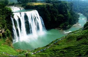 亚洲最大黄果树瀑布群,老版《西游记》的路就在脚下