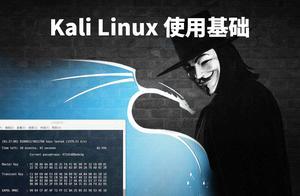 黑客入门教程,Kali Linux黑客系统使用基础