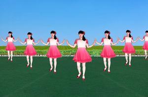 优美32步广场舞《风雨中的情》情歌醉一生,同甘共苦到永远