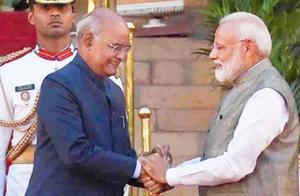 外媒:莫迪宣誓就任印度新政府总理 首访目的地选择马尔代夫