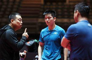 刘国梁严肃霸气训话,直击痛点震醒球员,让国乒在赛场势不可挡!